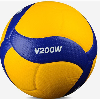 Original MIKASA Volleyball V200W FIVB Official Match Training Ball 2019 FIVB Official Volleyball фото