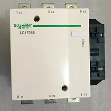 Schneider LC1-F265M7 LC1F265 M7 265A AC220V AC Contactor Silver Contact