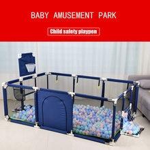 Parque infantil parque infantil barreira de segurança crianças bola pit playpen crianças parque infantil parque infantil cercadinho crianças