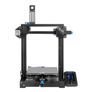 Image 4 - CREALITY 3D Newest  Ender 3 V2 Printer Kit 32 Bit Slilent Mianboard High Pricison New UI Display Screen With Resume Printing