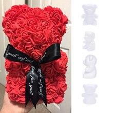 Polystyrene Styrofoam Foam Heart Love Ball Bear Valentines Day Gifts DIY Wedding Birthday Party Decoration Supplies