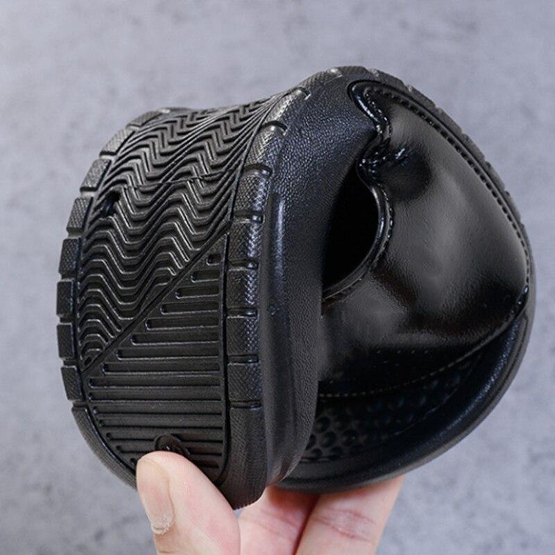 Shoes Designer Slippers Non-Slip Comfortable Soft Fashion Brand Summer Slides Men Home