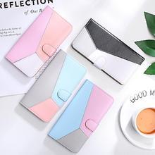 Splicing Flip Leather Wallet Case Xiaomi Redmi 7A C