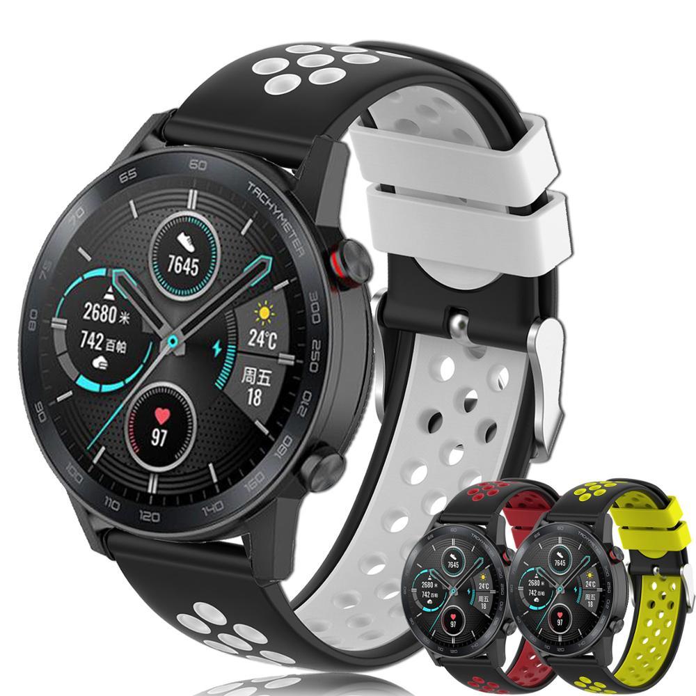22mm Watch Band Strap For Huawei Watch GT 2 / Honor Magic Watch 2 46mm Strap Replacement Bracelet Watchband ремешок для часов