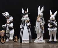 Очаровательные украшения для девочек, украшения для спальни, украшения для маленькой комнаты с сердцем, подарок на день рождения кролика, д...