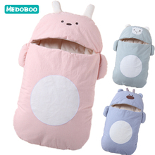 Medoboo Winter Envelope for Discharge Stroller Baby Sleeping Bag Diaper Cocoon Newborns Maternity Hospital Kit