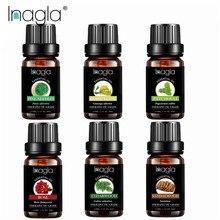 Inagla 6pcs Set Flower Fruit Essential Oil Relieve Stress Hu