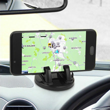 ODOMY Universal Car Phone Holder 360 Rotation Wear Resistant