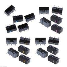 Высококачественная 5 шт оригинальная микро кнопка huano mouse