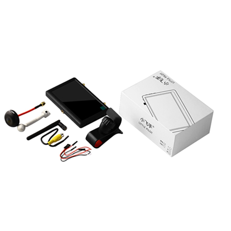 3Rd Generation 5.8G Aerial FPV with Video Cache DVR Image Transmission HD Display