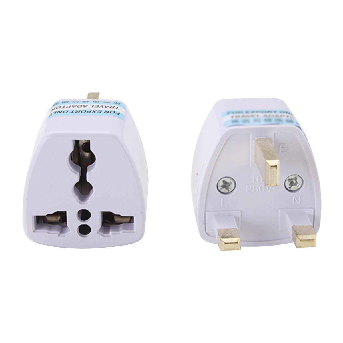 Uniwersalny AC zasilacz za pomocą tego narzędzia online bez międzynarodowych usa/ue/CN do wielkiej brytanii wtyczka Adapter podróżny wtyczka elektryczna konwerter gniazdo zasilania