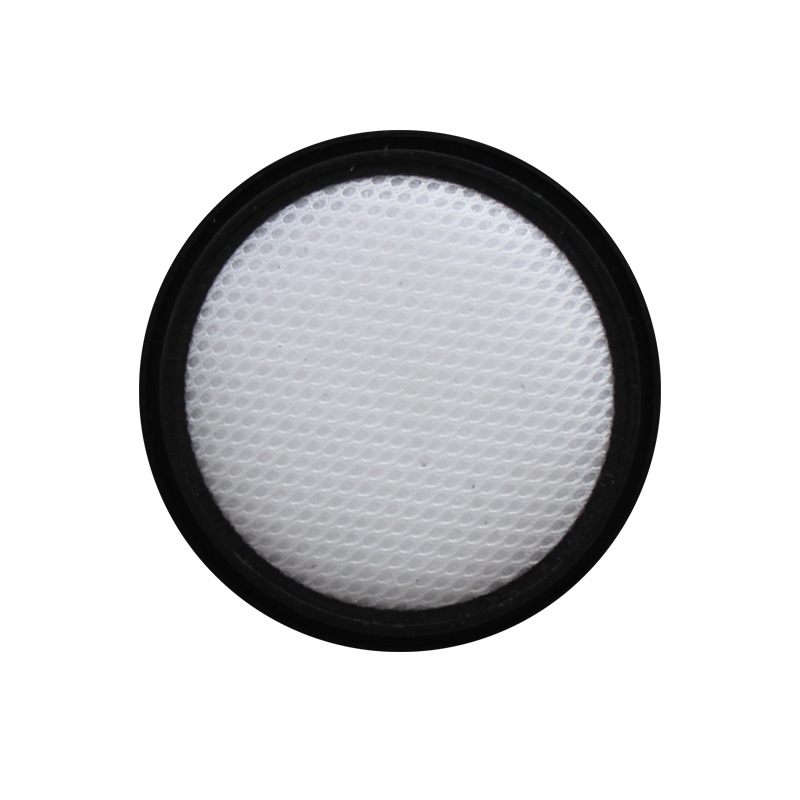 White Black Vacuum Replacement Filter Set For Proscenic P9 Household Cleaning Supplies Vacuum Cleaner Parts