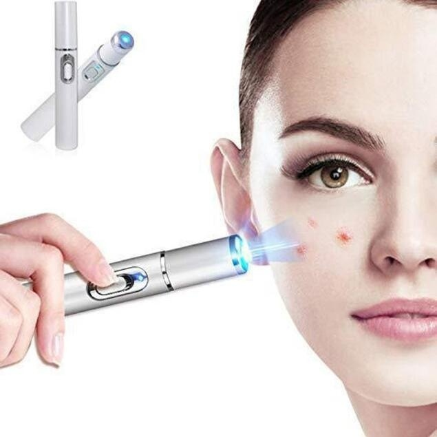 Removal Anti Wrinkle Aging Therapy Acne Varicose Veins Treatment Pen Beauty Device Facial Beauty Machine Blue Light Laser Pen Sc 1