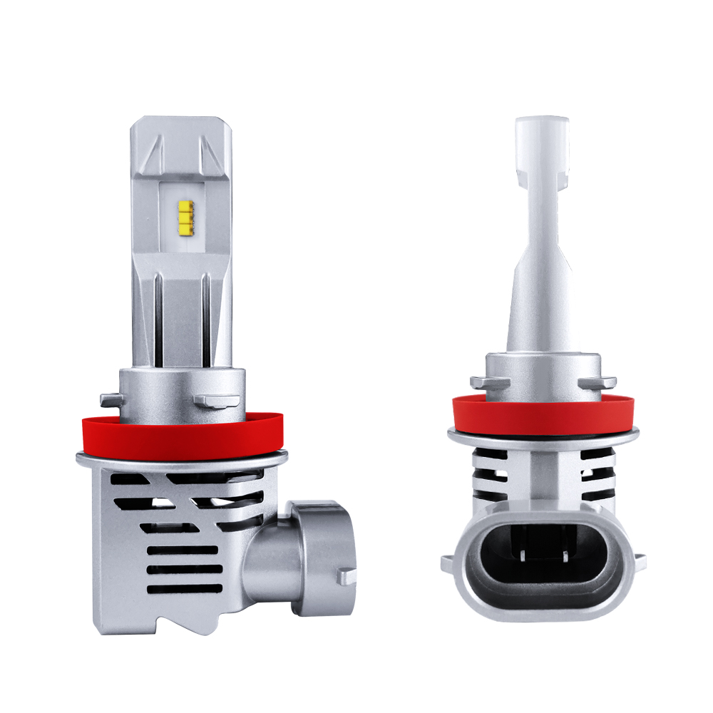 2Pcs M3 110W 15000LM <font><b>LED</b></font> Headlight Bulbs for Cars H4 <font><b>H7</b></font> H11Hi/Lo Beam <font><b>Lamp</b></font> HB3/9005 HB4/9006 <font><b>LED</b></font> Fog Bulbs Kits 6500K White 12V image
