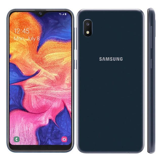 Original Samsung Galaxy A10e A102U Mobile Phone Unlocked Octa Core 5.83'' 2GB RAM 32GB ROM Single Sim 1