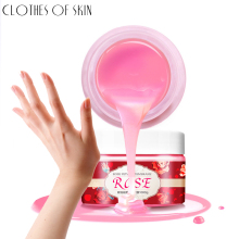 CLOTHES OF SKIN Rose hand mask Hand cream Whitening and moisturizing Exfoliating for dry  skin Delicate Nourishing care new