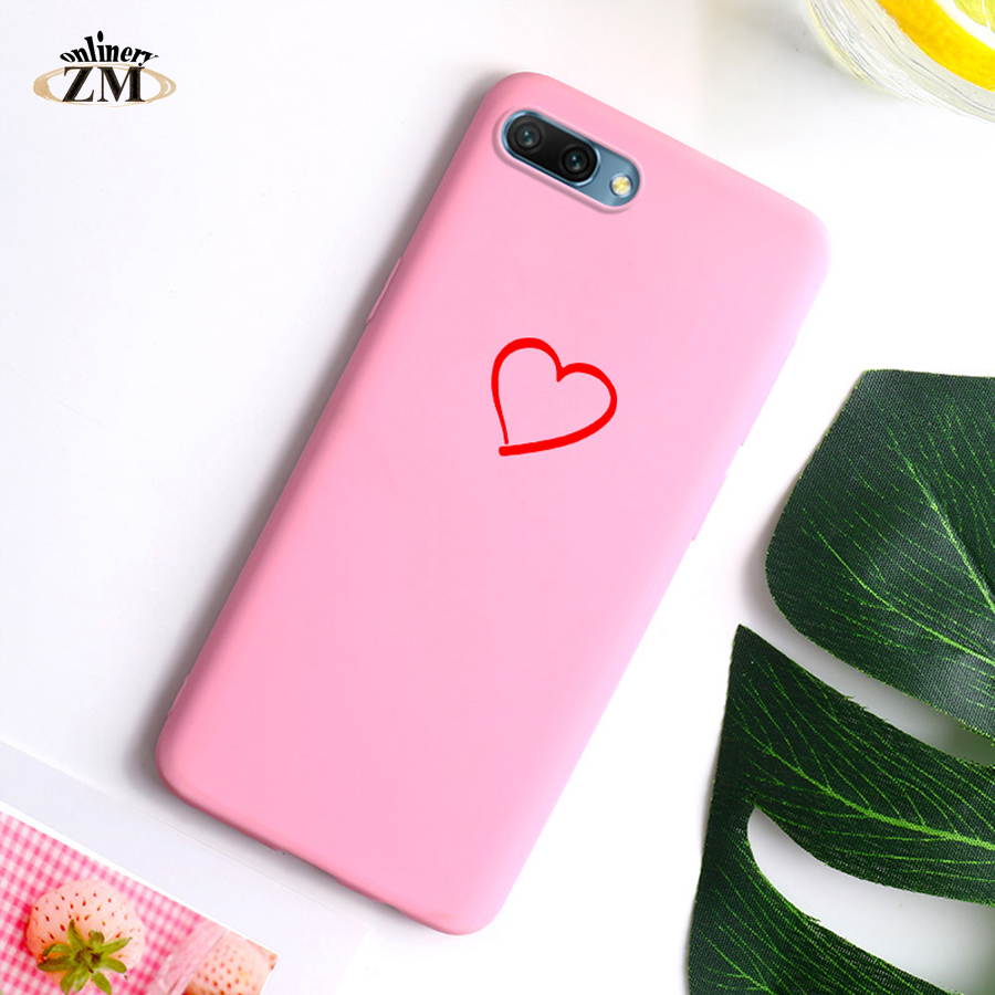 20 Cute TPU Case For huawei honor 20 9 10 lite 8X Silicone Ultra Thin Cover for huawei P20 P30 P8 lite 2017 Y5 Y6 prime 2018 Cases (5)