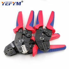 YEFYM SN series crimping pliers for XH2.54,PH2.0,2510/tab2.8 4.8 6.3/tube/insulation terminals Electrical tools