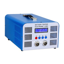 EBC-A40L Electronic Load Battery Capacity Tester Lithium Lead Acid Battery Capacity Tester Charge / Discharge 40A 110V/220V 200W