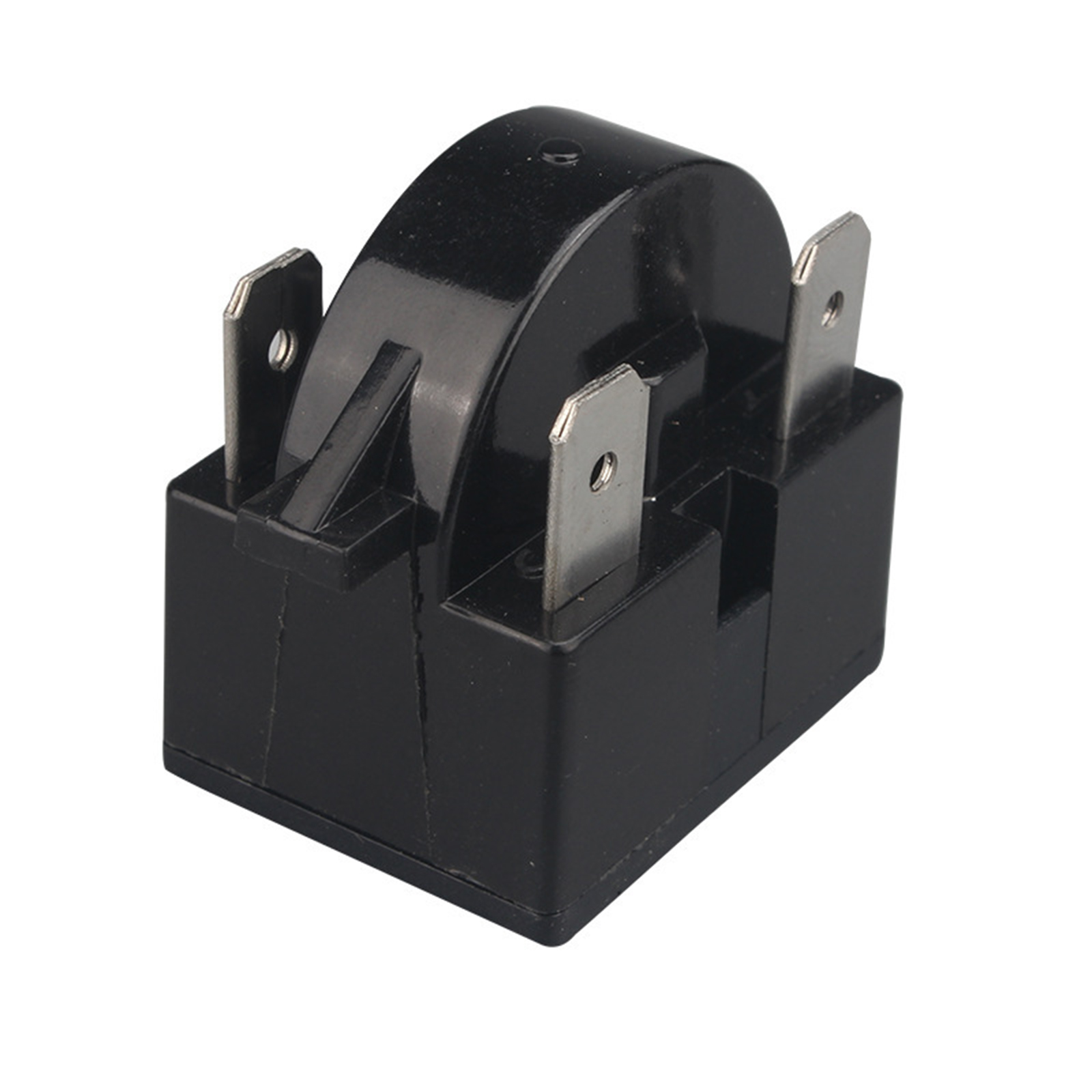 Compressor Relay Starter For QP2-15C Universal Type Three Inserts 15 Ohm Refrigerator Compressor Relay Starter
