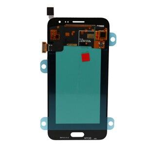 Image 3 - شاشة عرض أصلية 5.0 بوصة LCD لسامسونج J3 2016 J320 J320F LCD تعمل باللمس محول رقمي لشاشة سامسونج جالاكسي J3 2016 J320FN