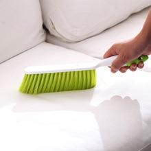 Диван пыль мягкие макияжные кисти для теней щетка для кровати Анти-статический ковер Чистящая кисточка, запыление щетка