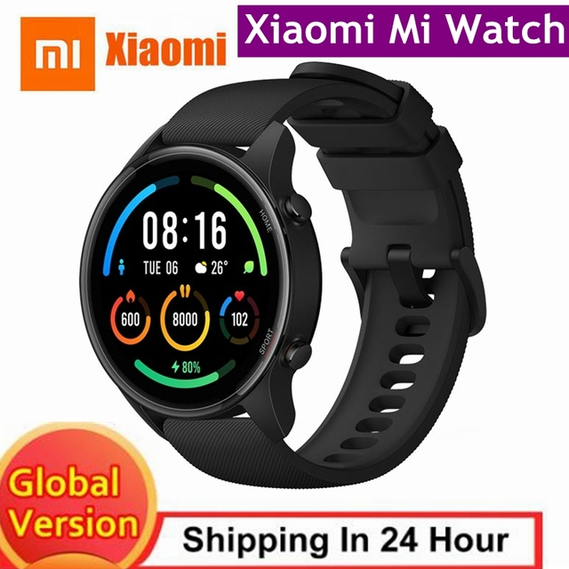 Xiaomi mi relógio gps mi relógio inteligente versão global smartwatch 2021 bluetooth smartwatch de fitness freqüência cardíaca monitor sono mi relógio 1