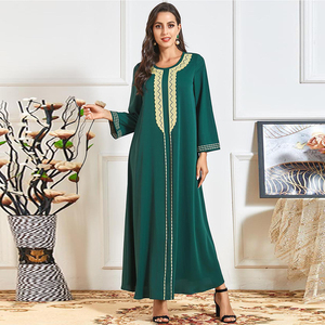 Abaya Dubai Turkey Muslim Hijab Dress Maxi Dresses Abayas For Women Kaftan Vestidos Robe Femme Caftan Islam Plus Size Clothing