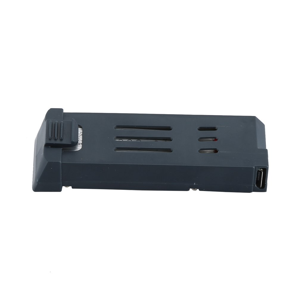 Rechargable Lithium / Li-po Battery for LX808 Folding Four-axis Aircraft Upgrade Set RC Drone Battery Model Aircraft Battery