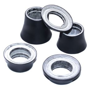 Bicycle Carbon Fiber Headsets Taper Washer Mountain Bike Front Fork Stem Spacers XXUF