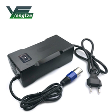 Jangcy ładowarka akumulatorów litowych 84V 2.5A akumulator litowo jonowy do samochodu 72V inteligentny Lipo mocy rowerem narzędzie E akumulator do roweru