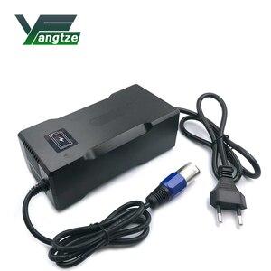 Image 1 - Jangcy ładowarka akumulatorów litowych 84V 2.5A akumulator litowo jonowy do samochodu 72V inteligentny Lipo mocy rowerem narzędzie E akumulator do roweru