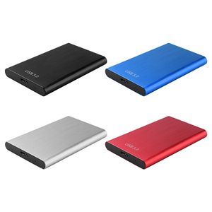 External HDD SSD Enclosure Too