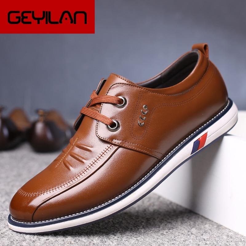 Mens Luxury Shoes Men Designer Shoes Casual Leather Shoes Men Zapatos De Hombre Sapatos Homem Sapato Masculino Couro Schuhe