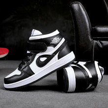 Kid Sneakers Boy Children Basketball Shoes Boots Kids Jordan Shoes Casual Running Shoes Kids Warm Sneakers Kids Footwear Boots(China)