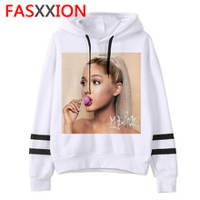 ariana grande hoodie harajuku funny women ulzzang 90s Sweatshirt clothes Casual female Graphic vintage Pullovers Oversized(China)