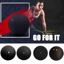 Rubber Ball Training for Beginner Newcomer Single-Blue-Dot Fast-Speed High-Bounce 1pcs