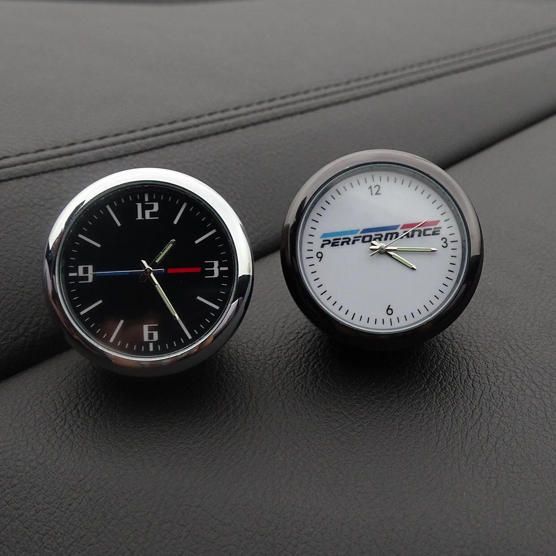 Car Decoration Electronic Meter Car Clock Timepiece Auto Interior Ornament FOR BMW M3 M4 M5 X1 F30 F31 F35 E36 E39 E46 E90 F10
