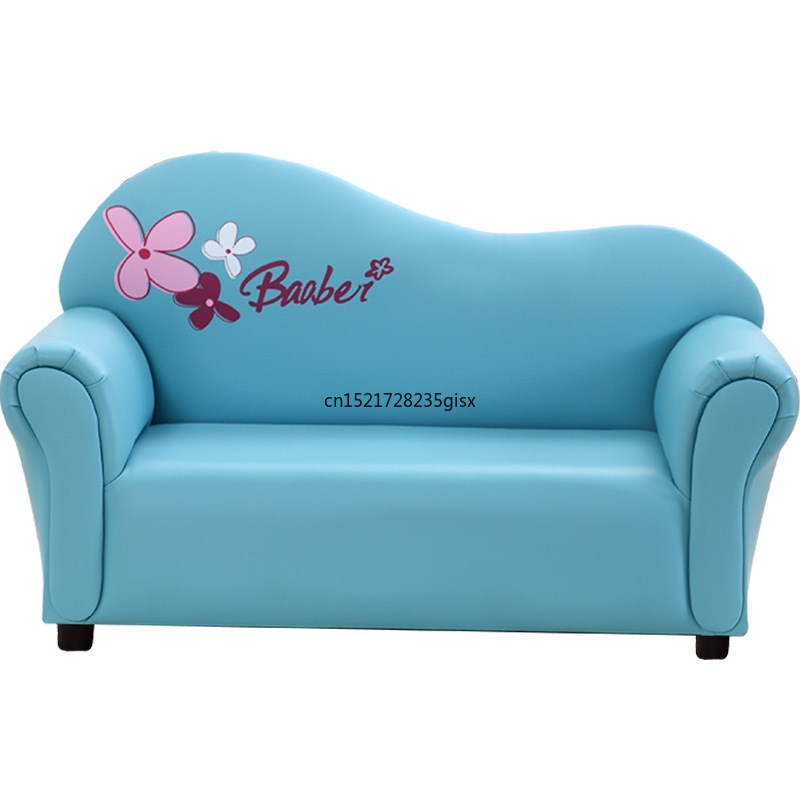 Hot Children Baby Seat Sofa High Quality Cartoon PU Chairs Living Room Sofas Couch For Double