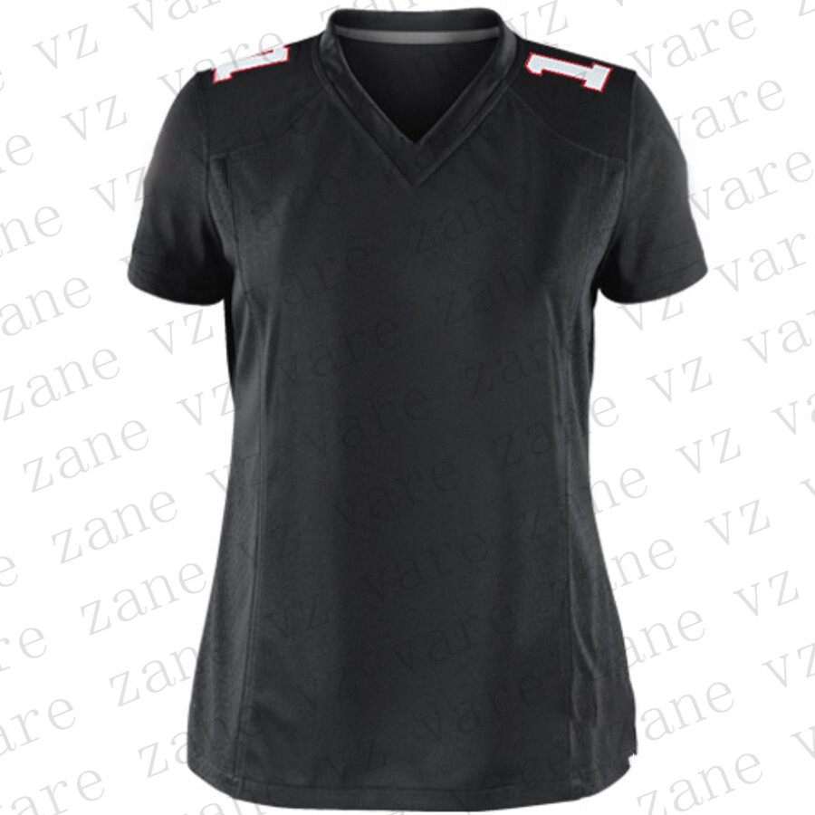 Customize Women Fashion American Football Julio Jones Deion Sanders Calvin Ridley Matt Ryan Devonta Freeman Cheap Atlanta Jersey
