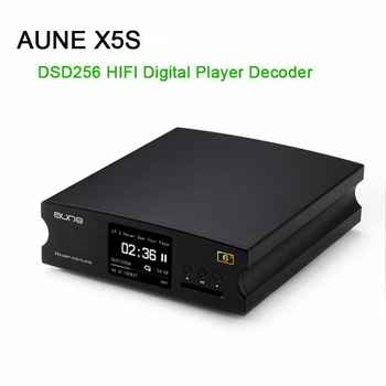 Multifunctional Digital DSD Music Player DAC Aune X5S 6th Anniversary Edition