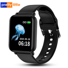 r16 Men Smart Watch For Android Apple Watch IP68 Waterproof Heart Rate Blood Pressure Smartwatch Women PK P68 P70 B57