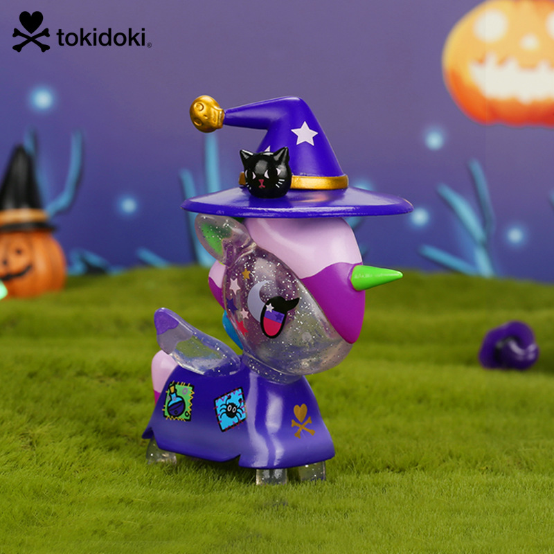 Tokidoki Halloween 2020 2020 NEW Tokidoki Unicorn Nightfall Series Blind Box Halloween