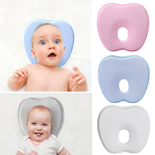Pillow Sleep-Positioner Anti-Roll-Cushion Flat-Head Newborn Infant Baby Prevent Concave