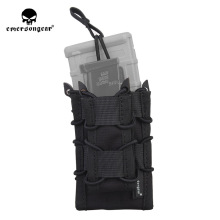 Emersongear emerson Tactical MOLLE Open-Top Magazine Pouch FAST AK AR M4 FAMAS Mag Airsoft Military Paintball Equipment