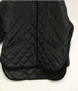Image 3 - 2019 סתיו וחורף חדש סגנון קצר קצר וארוך עיצוב Loose חם מעיל נשים
