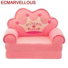 Lazy Boy Canape детский стул Silla Princesa Recamara Kindersofa детский диван Chambre Enfant Dormitorio Infantil детский диван