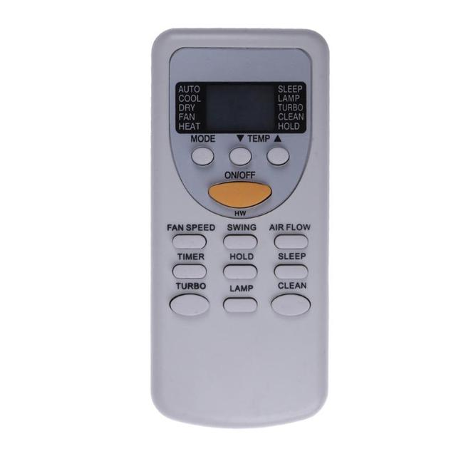 Portable Air Conditioner Split Type Remote Controller Suitable for ZH/JT 03
