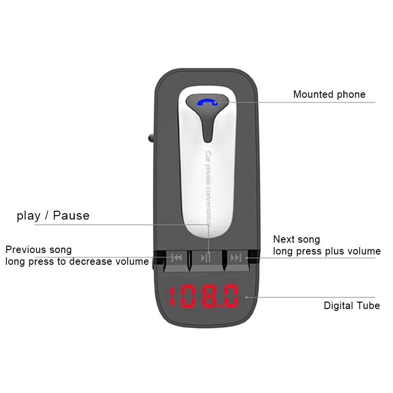 Headset Mp3-Player Support Fm-Transmitter U-Disk Tf-Card Handsfree Bluetooth LFX-ING
