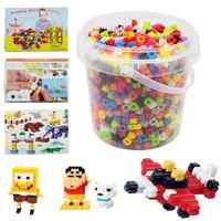 10000/3550pcs Box packagin particles Blocks Creative Blocks Brick DIY Building Blocks Educational Toys Bulk For Children Gift